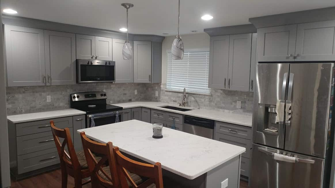 Aurora Kitchen Remodel Another Accell Construction Completed Project